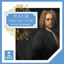Bach English Suites - Partitas./Gustav Leonhardt
