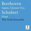 Beethoven - Septet; Clarinet Trio / Schubert - Octet/Nash Ensemble