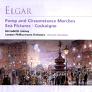 Elgar: Pomp and Circumstance Marches / Sea Pictures / Cockaigne/London Philharmonic Orchestra/Vernon Handley/Bernadette Greevy
