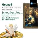 Gounod: Messe solennelle, Petite Symphonie/Jean-Claude Hartemann/Sir John Barbirolli