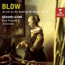 Blow: An ode on the death of Mr. Henry Purcell etc./Gérard Lesne/La Canzona