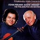 Violin Concerto/ Serenade Melancolique - Tchaikovsky/Itzhak Perlman/Philadelphia Orchestra/Eugene Ormandy