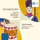 Tchaikovsky: Swan Lake, Sleeping Beauty & The Nutcracker/Efrem Kurtz/Yehudi Menuhin/Philharmonia Orchestra