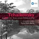 Tchaikovsky: Symphonies Nos.2 & 6; Romeo & Juliet, Francesca da Rimini/Philharmonia Orchestra/Carlo Maria Giulini