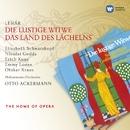 Lehár: Die Lustige Witwe & Das Land Des Lächelns/Otto Ackermann