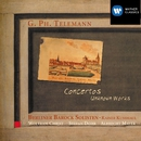 Telemann: Concertos - Unknown Works/Berliner Barock Solisten/Rainer Kussmaul/Albrecht Mayer