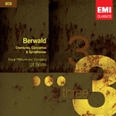 Berwald: Overtures, Concertos & Symphonies/Ulf Björlin/Royal Philharmonic Orchestra