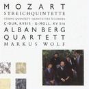 Mozart: String Quintets Nos 3 & 4/Alban Berg Quartett/Markus Wolf