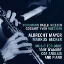 Music for Oboe and Piano/Albrecht Mayer