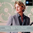 """Mozart: Serenade No.10, """"Gran partita""""/Bläserensemble Sabine Meyer"""
