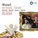 Mozart: Don Giovanni - Highlights/William Shimell/Samuel Ramey/Cheryl Studer/Riccardo Muti/Carol Vaness