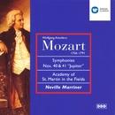 Mozart: Symphonies Nos. 40 & 41 'Jupiter'/Sir Neville Marriner/Academy of St Martin-in-the-Fields
