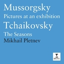Mussorgsky: Pictures at an Exhibition/Tchaikovsky: The Seasons/Mikhail Pletnev