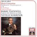 Mozart: Horn Concertos 1-4/Barry Tuckwell