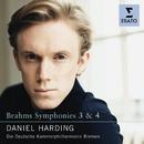 Brahms - Symphonies Nos. 3 & 4/Daniel Harding/Die Deutsche Kammerphilharmonie Bremen