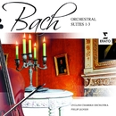 Bach: Orchestral Suites Nos 1-3/Sir Philip Ledger