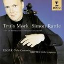 Britten - Cello Symphony / Elgar - Cello Concerto/Truls Mørk/City of Birmingham Symphony Orchestra/Sir Simon Rattle