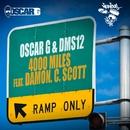 4000 Miles (feat. Damon C Scott)/Oscar G, DMS12