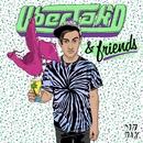 Uberjak'd & Friends EP/Uberjak'd
