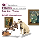 Orff: Carmina Burana/Strawinsky: Feuerwerk/Rafael Frühbeck de Burgos