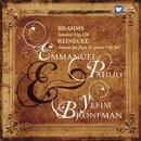 Brahms: Sonatas Op.120 & Reinecke: Sonata for flute & piano, Op.167/Emmanuel Pahud/Yefim Bronfman