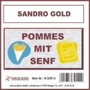 Pommes mit Senf/Sandro Gold