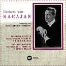 Britten: Variations on a Theme of Frank Bridge - Vaughan Williams: Fantasia on a Theme by Thomas Tallis/Herbert Von Karajan