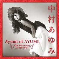 Ayumi of AYUMI 30th Anniversary All Time Best