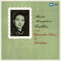 Callas sings Operatic Arias by Puccini - Callas Remastered