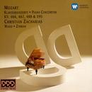 Mozart: Piano Concertos Nos.20, 21, 23 & 27/Christian Zacharias