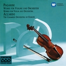 Paganini: Works for Violin and Orchestra/Salvatore Accardo/Chamber Orchestra of Europe/Franco Tamponi