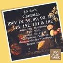 Bach, JS : Cantatas BWV 106, 182, 152, 118, 18, 89, 90, 161, 59/Jürgen Jürgens