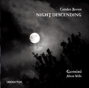 Night Descending/Gemini, Alison Wells