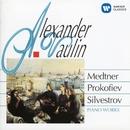 Medtner, Prokofiev & Silvestrov: Piano Works/Alexander Vaulin