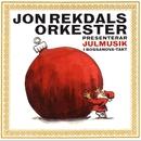 Presenterar julmusik i Bossanovatakt/Jon Rekdal