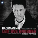 Rachmaninov: Piano Concertos No. 3 & No. 4/Leif Ove Andsnes