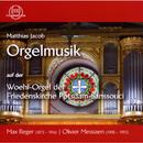 Orgelmusik auf der Woehl-Orgel der Friedenskirche Potsdam-Sanssouci/Matthias Jacob