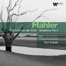 Mahler: Das Lied von der Erde & Symphony No.4/Paul Kletzki