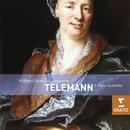 Telemann - The Paris Quartets/Wilbert Hazelzet/Trio Sonnerie