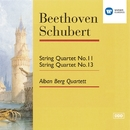 Beethoven: String Quartet No.11/Schubert: String Quartet No.13/Alban Berg Quartett
