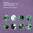 Schubert - String Quartets/Borodin Quartet