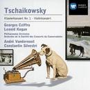 Tschaikowsky: Klavierkonzert Nr. 1 Op. 23/Violinkonzert Op. 35/Georges Cziffra /Leonid Kogan/André Vandernoot/Constantin Silvestri