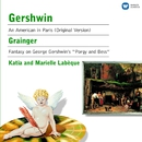 Gershwin:An American in Paris/Fantasy on Porgy & Bess/Katia Labèque/Marielle Labèque