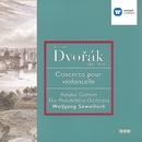 Dvorák: Concerto pour violoncelle/Wolfgang Sawallisch/Philadelphia Orchestra/Natalia Gutman