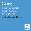 Grieg: Piano Concerto - Sonata Op. 7 - Lyric Pieces Opp. 43, 54 & 65/Leif Ove Andsnes/Bergen Philharmonic Orchestra/Dmitri Kitayenko