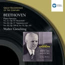 "Beethoven: Piano Sonatas Nos 21, ""Waldstein"", 23, ""Appassionata"", 30 & 31/ワルター・ギーゼキング"