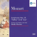 Mozart:Symphonies 35 & 36/Sir Neville Marriner/Academy of St Martin-in-the-Fields