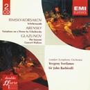 Rimsky-Korsakov: Scheherazade & Glazunov: The Seasons/London Symphony Orchestra/Yevgeny Svetlanov/Sir John Barbirolli