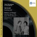 Mozart: Così fan tutte/Herbert von Karajan
