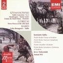 Szymanowski : Mandragora/Stabat mater/Litania do Marii Panny/Demeter/Jerzy Maksymiuk/Antoni Wit